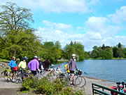 Cycling in Ellesmere