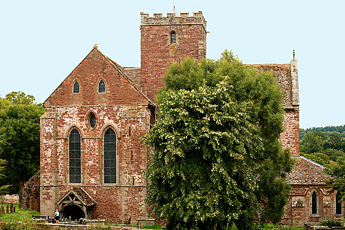 Dore Abby, Herefordshire