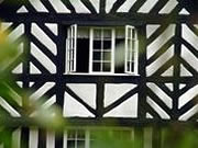 Herefordshire black and white house