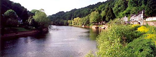 Symonds Yat, Forest of Dean, Gloucestershire